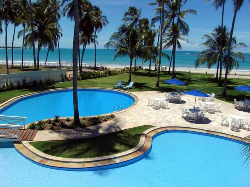 resort na Praia dos Carneiros