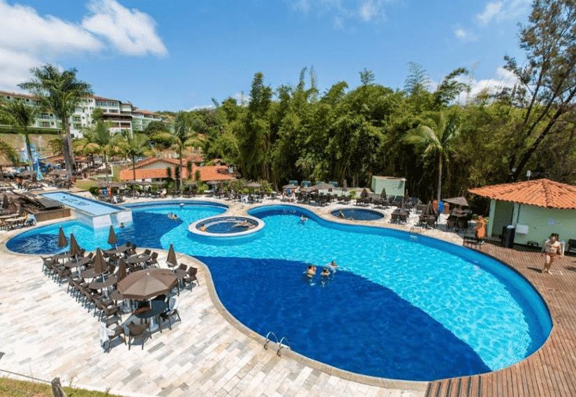Resorts em Minas Gerais caeté