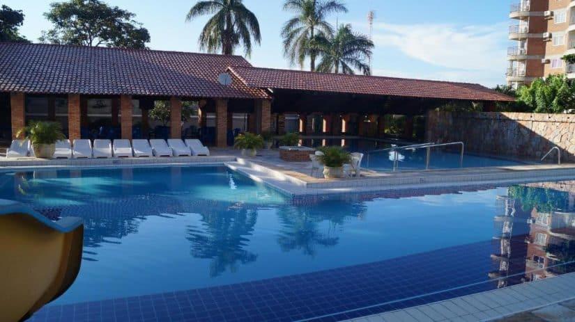 Qual o valor de uma diária no resort?