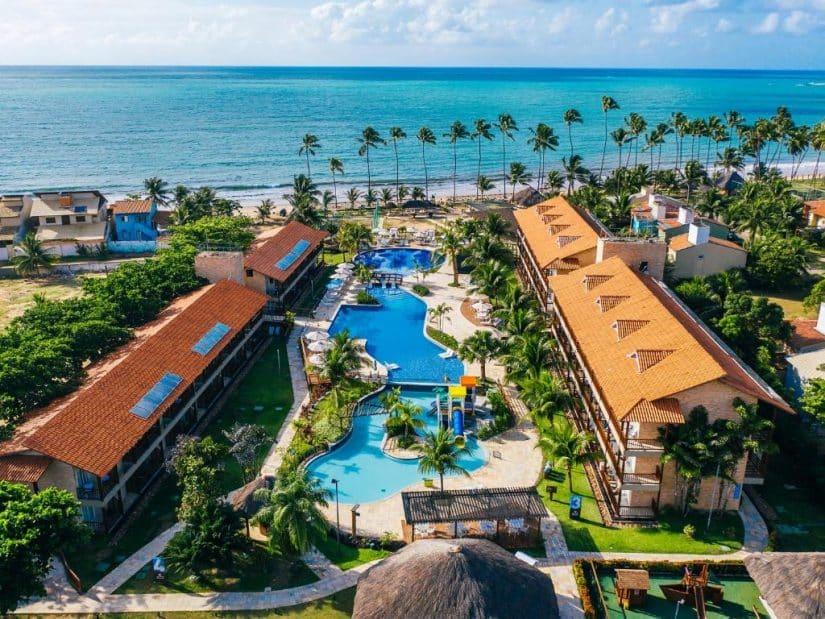 Qual o melhor all inclusive de Alagoas?