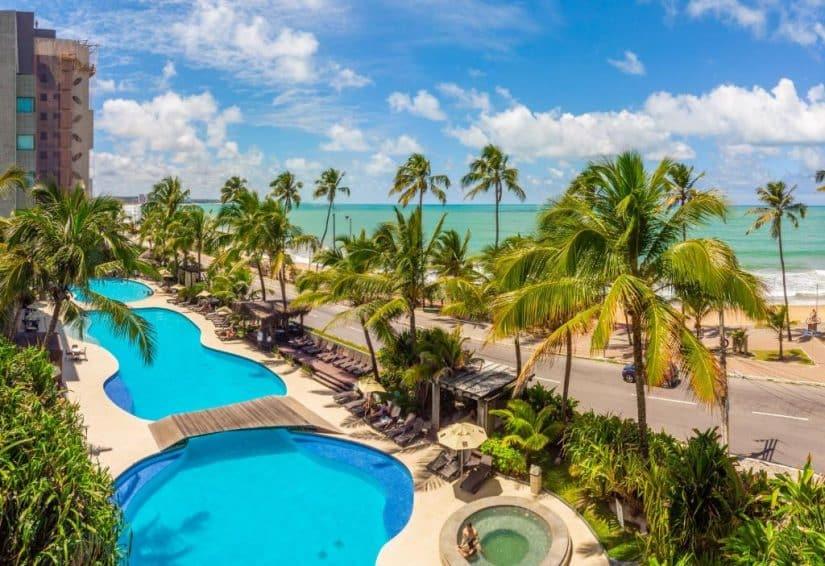 Lista dos melhores resorts em Maceió